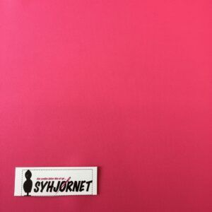 Satin i pink