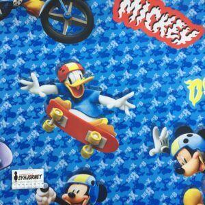 Mørklægningsstof med Mickey Mouse
