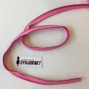 Trippel tittebånd i pink og lyserøde nuance