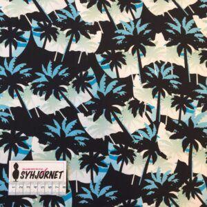 Isoli med masser af palmer økotex 100